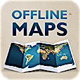 Offline+Maps 1.5.1 released for iOS - Custom Offline Maps